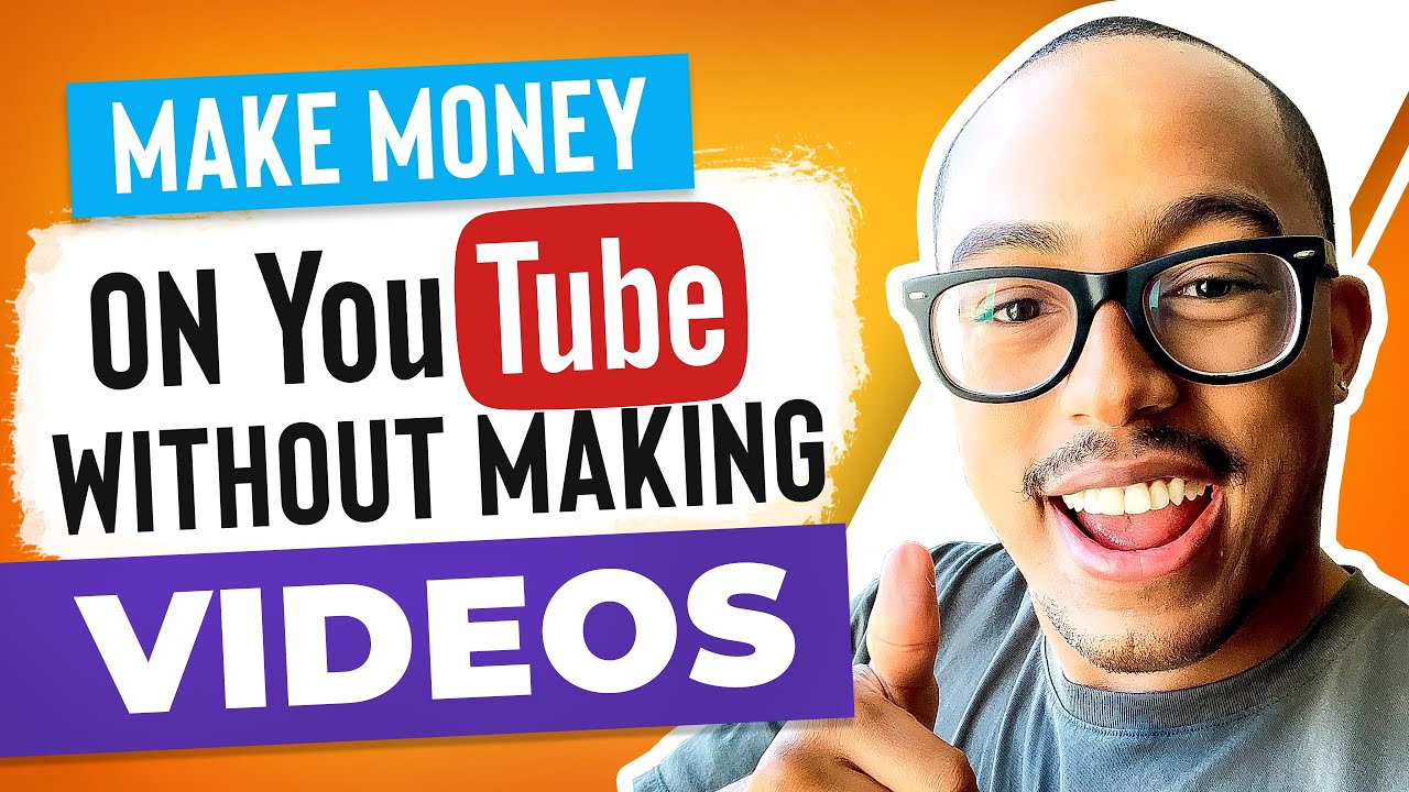 Make Money On YouTube Without Making Videos! (Webinar Hack)