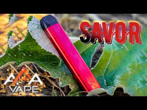Под Savor от компании AAAvape