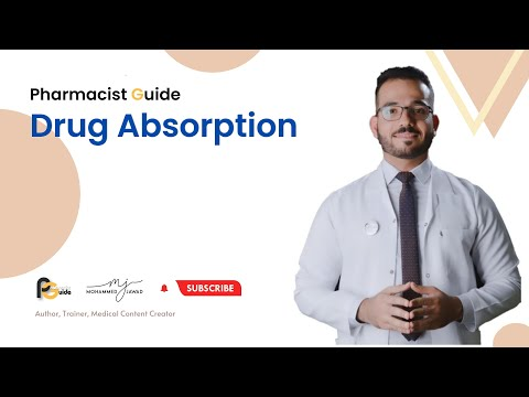 Pharmacist Guide (2) -  Drug Absorption