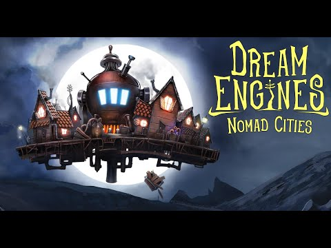 Dream Engines will let you build a sci-fi city and then watch it fly away | PC Gamer