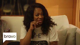 RHOA: NeNe Leakes Refuses to Talk About Tyrone Gilliams (Season 10, Episode 15 ) | Bravo