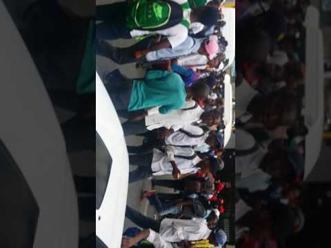 See what's going on rite now in Johannesburg south Africa(4)