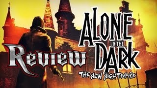 Alone in the Dark: The New Nightmare Review