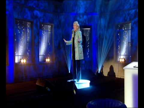 Fiona Bennett on the Alan Titchmarsh Show ITV 1st February 2010