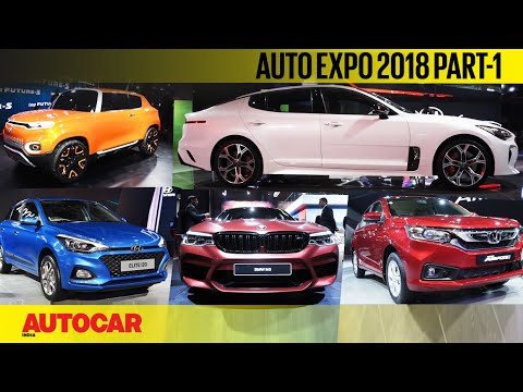 Auto Expo 2018 | Wrap-up report - Part 1 - Cars | Autocar In