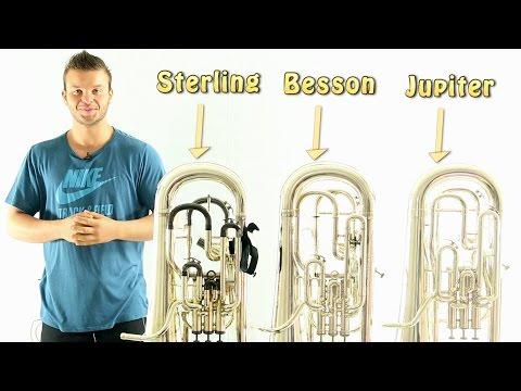 Sterling VIRTUOSO vs Besson SOVEREIGN vs Jupiter XO