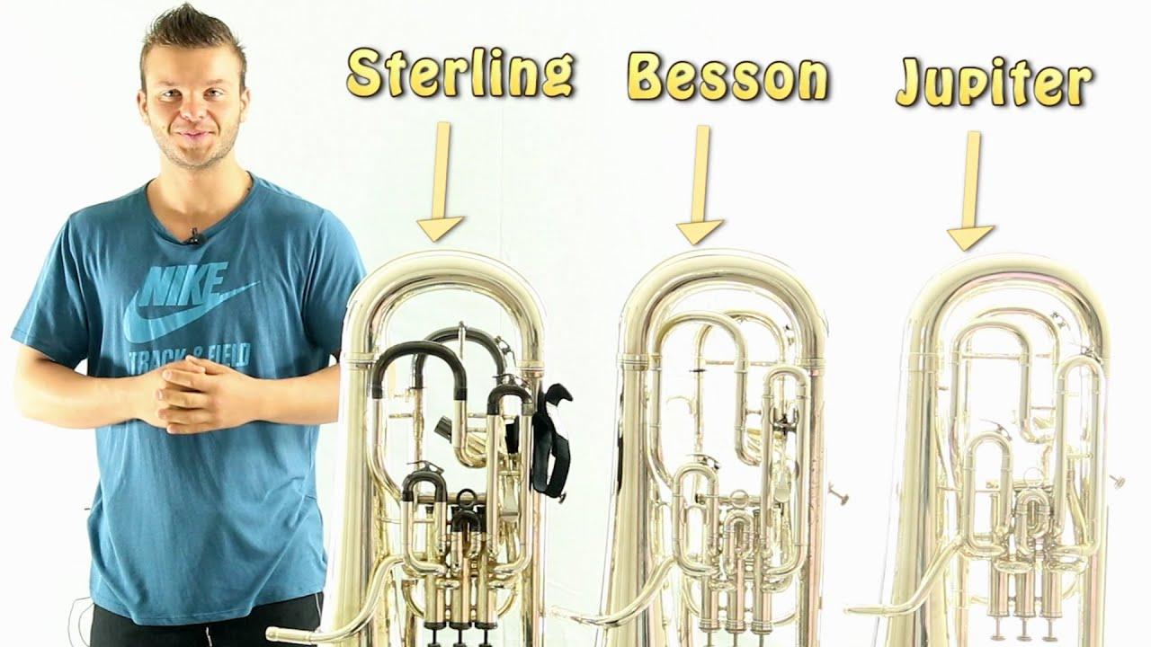 Sterling VIRTUOSO vs Besson SOVEREIGN vs Jupiter XO 827e758f0