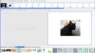 Free Photo Book Creation Software Tutorial Video #1