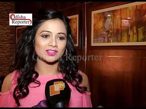 Archita Punjabi Look Shooting in Siba Odia Movie