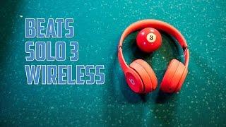 Beats Solo 3 Wireless - Análisis y opinión en Español