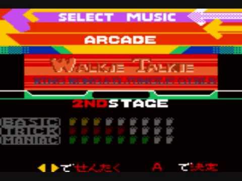 DDR GB3: Walkie Talkie