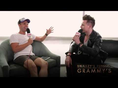 Smallzy chats with SHAWN HOOK in LA