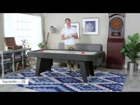 Fat Cat 7 Ft. Storm Air Hockey Table - Product Review Video
