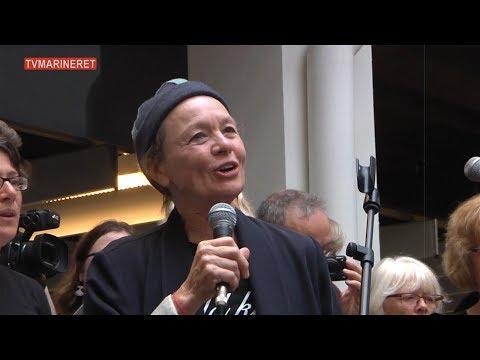Morgensang 2 år m. Laurie Anderson - Basis Indkomst Part 3