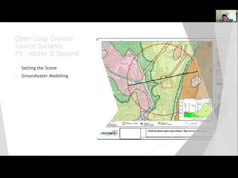 Chris Davidson - Open Loop GSHP - Above the Ground