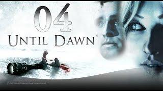 Until Dawn #04 - Auf Schritt und tritt verfolgt - [Deutsch] [Lets Play] [PS4] [Full HD]