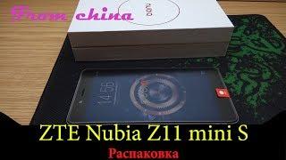 ZTE Nubia Z11 mini S - Распаковка лучшего камерофона в своем сегменте