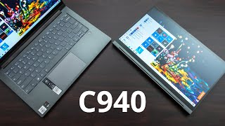 "Lenovo C940 14"" - The Almost Perfect 2-in-1 Laptop"