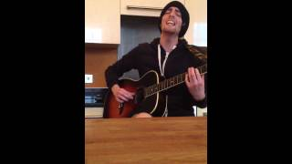 Frankie Valli and the Four Seasons - Sherry (acoustic cover)