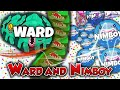 Agar.io ★ Playing with WARD TNT!! CRAZIEST AND FASTEST SPLIT RUNNING! ★ FASTEST LEADER BOARD TIME!!!