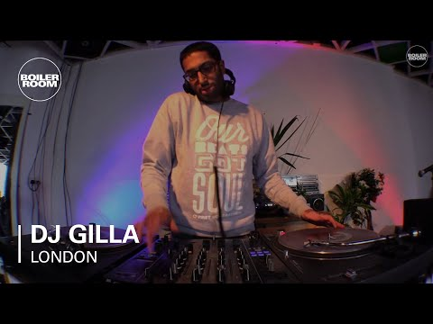 DJ Gilla Boiler Room London DJ Set