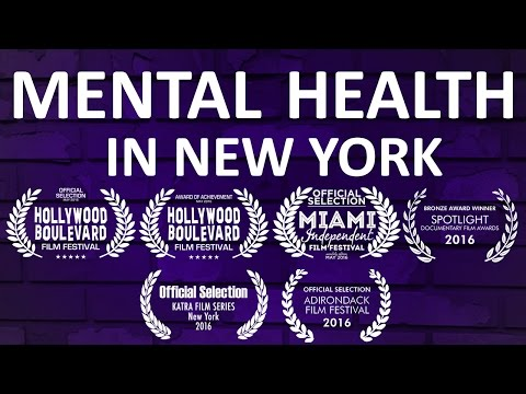 Mental Health in New York Documentary (Update)