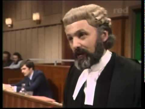 Crown Court  TV series: Beyond The Call Of Duty (1976) Part 2 / 3