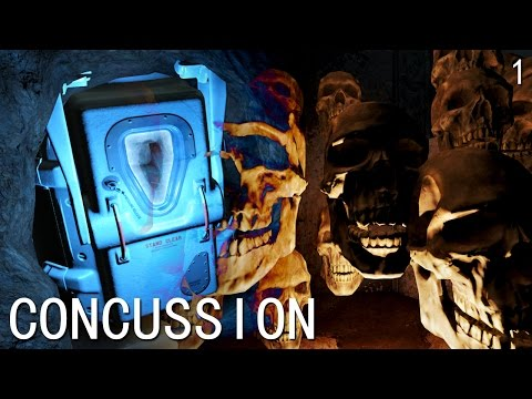 Fallout 4 Quest Mods: Concussion - Part 1 - Wake Up!