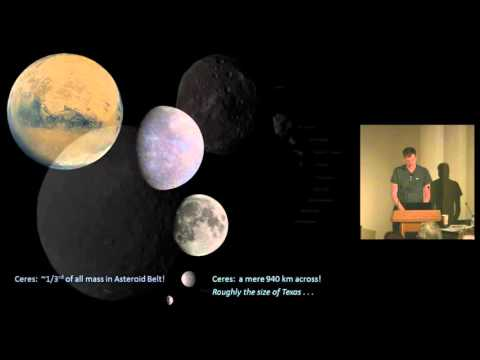 NASA's Exploration of Ceres and Pluto: An Update
