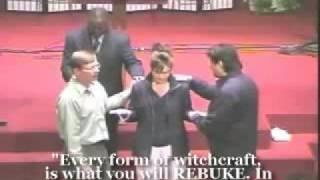 Sarah Palin: Stealth Dominionist