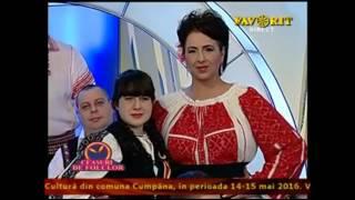 Eugenia Moise Niculae - Maiculita, scumpa mama (Ceasuri de folclor - Favorit TV - 10.04.2016)