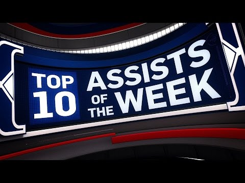 Top 10 State Farm Assists of the Week | April 2, 2017 - April 8, 2017