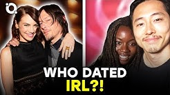 The Walking Dead: The Real-Life Partners Revealed | ⭐OSSA
