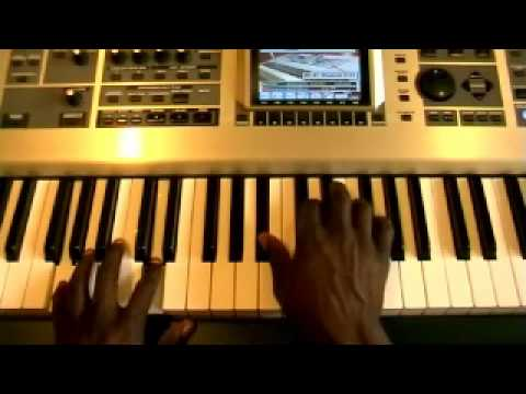How to Play 'Cry' by Rihanna on Piano