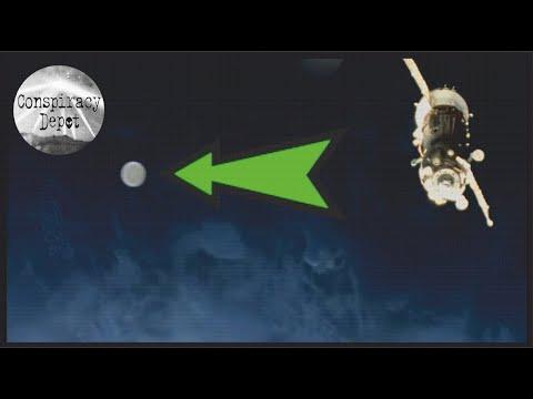美太空站对接 UFO接近太空船 NASA证实 川普立法 多吹哨人:政府无法回避了
