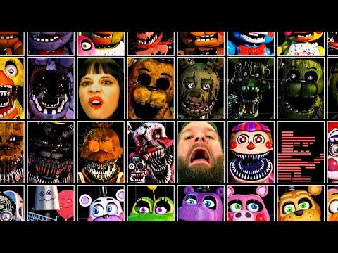 Ultimate Custom Night - #2 | CAN WE WIN AT ANYTHING