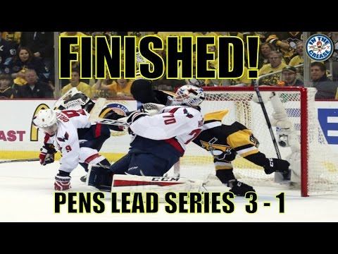 The Washington Capitals are done!