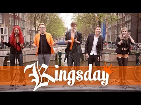 Jess Glynne - Hold My Hand (Stay Radical) | Kingsday Special Cover
