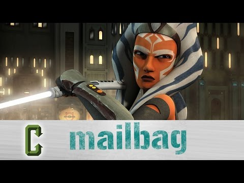 Would A Standalone Ahsoka Tano Movie Be Better Than Rogue One? - Collider Mail Bag