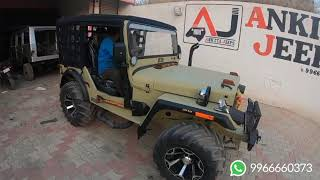 Modified jeep   Willy   Jeep   Dabwali jeep   AC jeep   Jeep Market   by Ankita Jeeps