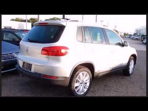 2015 Volkswagen Tiguan SE w/Appearance Package