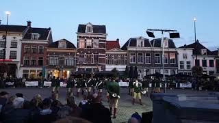 Taptoe Amersfoort Trompetterkorps Alkmaar deel 2