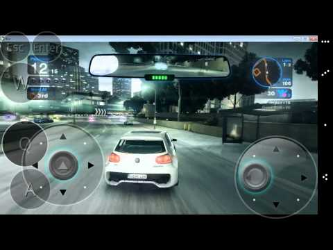 Xperia Z2 Blur Android Gameplay