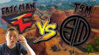 FAZE vs. TSM - BESTE CLAN DER WELT?! | Fortnite Battle Royale