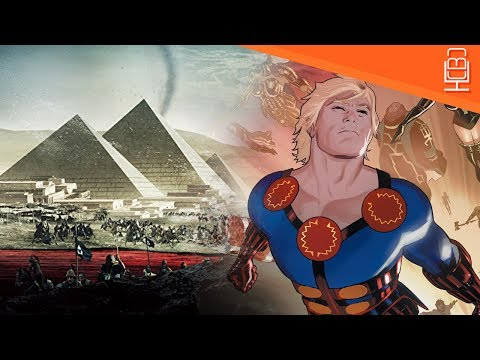 The Eternals First Detail on Films & More