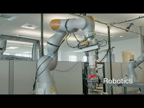 Toyota Research Institute Robotics