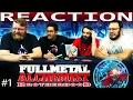 Fullmetal Alchemist: Brotherhood Episode 1 Reaction!! fullmetal Alchemist video