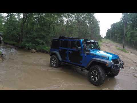 "TFTX - Rausch Creek Off Road Park 2018 Episode 2 ""South, East & West Trails"""