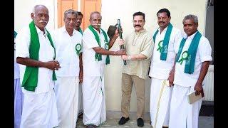 Nammavar meets Farmers of Pudukottai / புதுக்கோட்டை விவசாயிகள் நம்மவரைச் சந்தித்தனர் (06-09-2018)