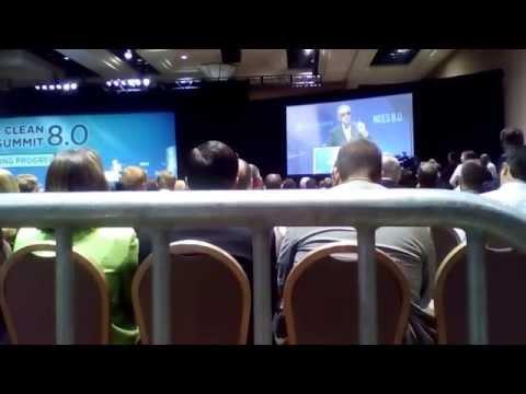 Harry Reid #NCES8 Speech